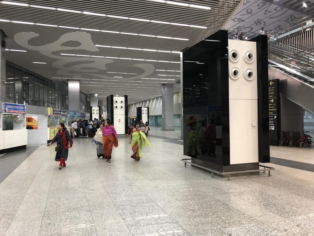 ネータージー・スバース・チャンドラ・ボース国際空港