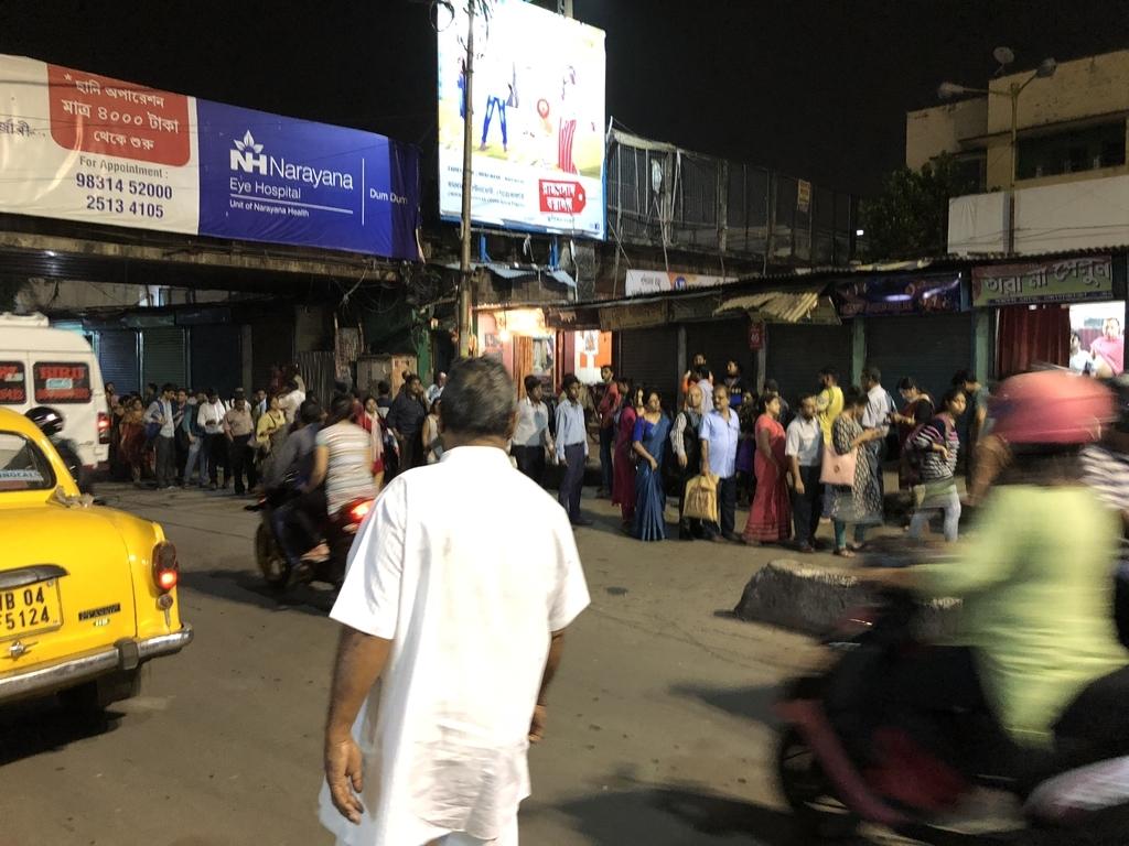 インドの街角