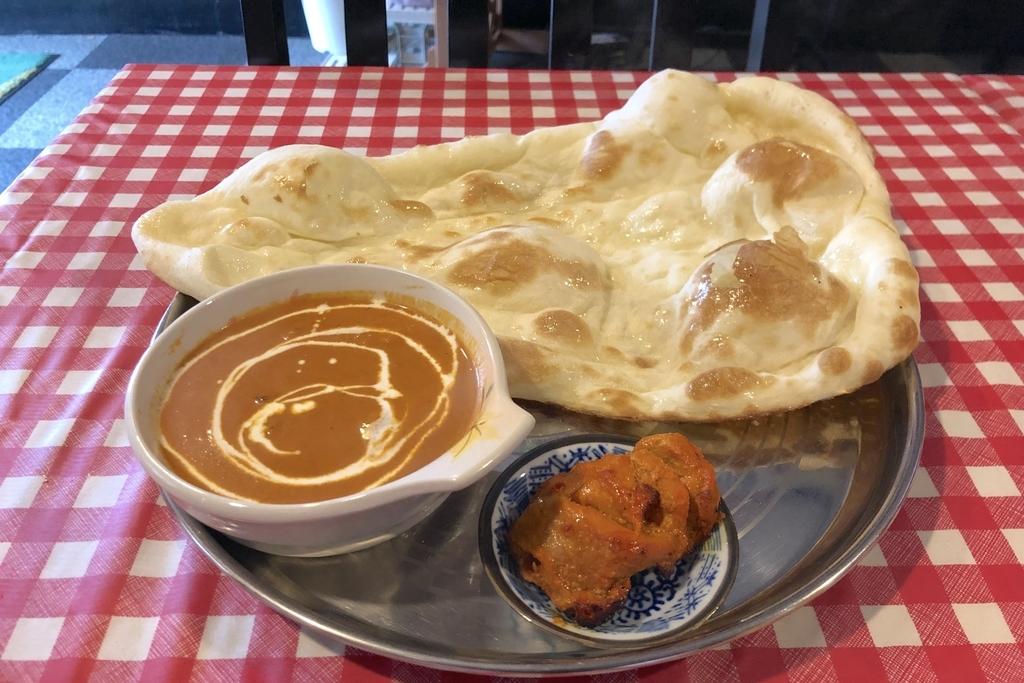 美味しそうなインド料理