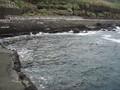 満潮の長太郎池