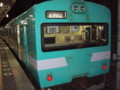 クモハ112-2060 in 日根野