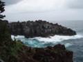 城ヶ崎海岸 門脇灯台からの眺め