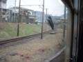 JRと富士急行の渡り線 大月→上大月