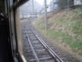 JRと富士急行の渡り線 上大月→大月