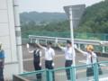武蔵丘車両検修場到着