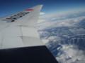 JA009D 南アルプス上空