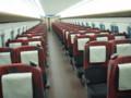 北陸新幹線E7系車内