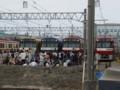 京急ファミリ鉄道フェスタ2015車両撮影
