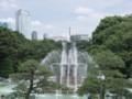 迎賓館赤坂離宮 噴水