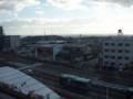 八木山動物公園駅からの眺め