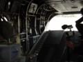 CH-47J離陸直前
