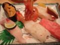 函館で回転寿司