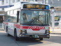 函館バス 赤川行