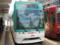 北海道新幹線カラーの函館路面電車