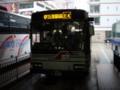 佐世保から西肥バスで伊万里へ