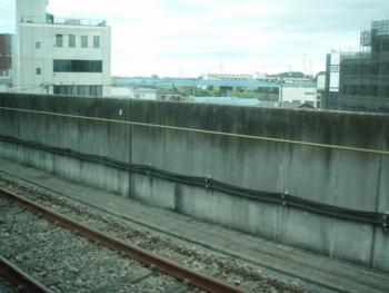 新羽車両基地特別列車