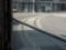 八丁堀渡り線を直通列車で通過