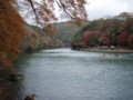 桂川 嵐山側から