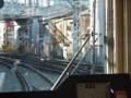 石橋駅の合流地点
