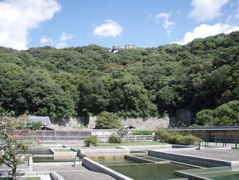 松山城二之丸