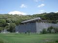 公園から松山城