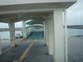 伊良部島旧フェリーターミナル