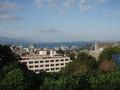 大津SAから琵琶湖