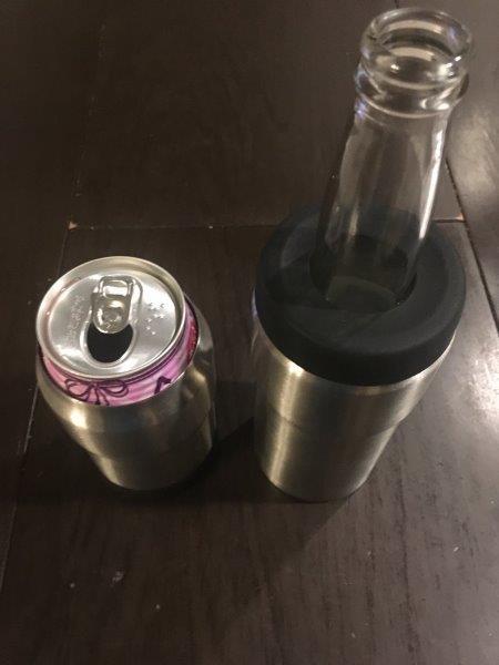 保冷瓶ホルダー?