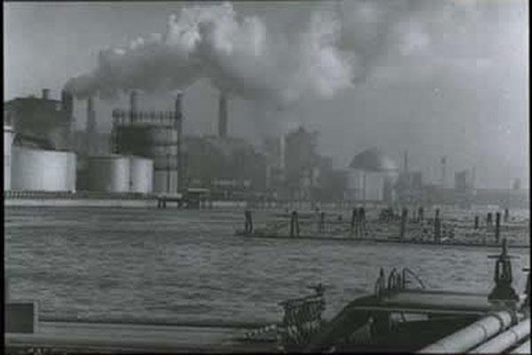 昭和45(1970)年頃 江東区豊洲の大気汚染