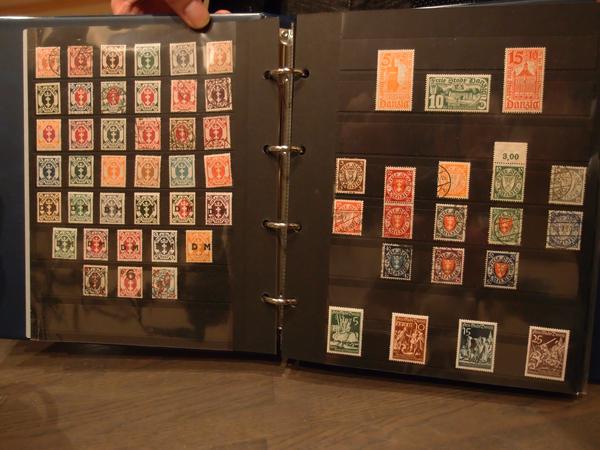 ダンツィヒの切手