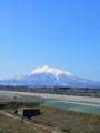[携帯で風景]岩木山 from fujisaki