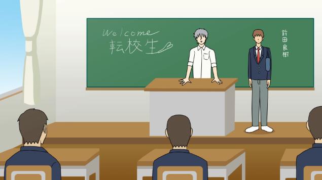 Welcome転校生