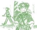 [▽ルインヘイムIF]ジャンク屋の少年