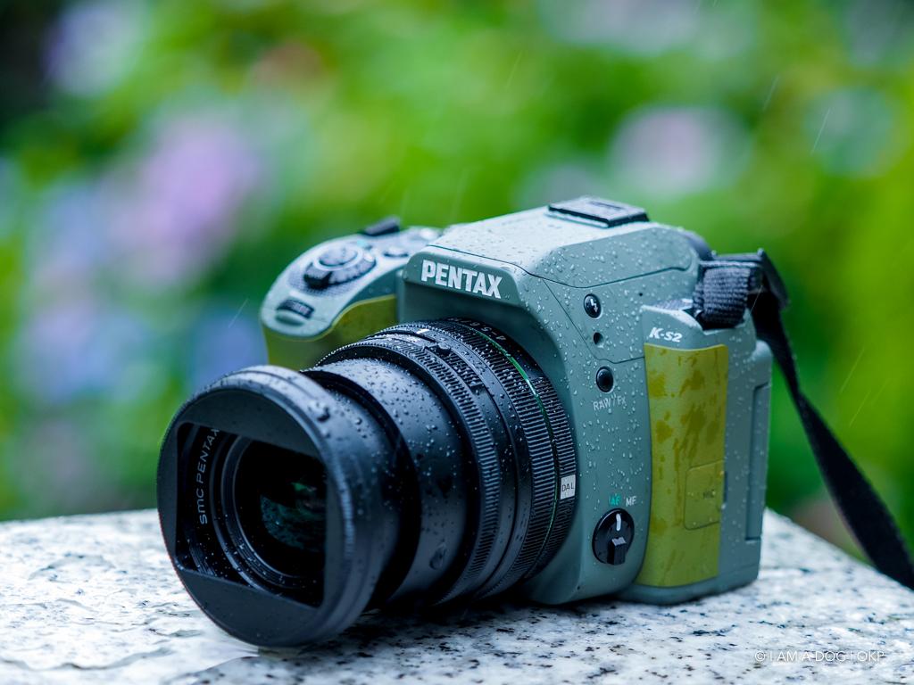 LV撮影できる一眼レフカメラPENTAX K-S2