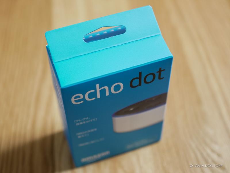 Echo Dot外箱