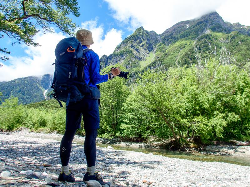 登山で使っているカメラとアクセサリ、その持ち運び方法について【2018年まとめ版】の画像