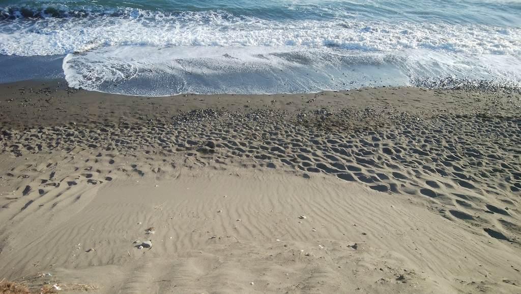茅ヶ崎の美しい海岸