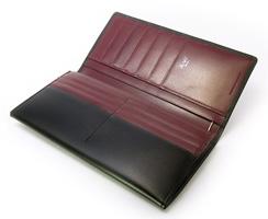 プレリーGINZA ボックスカーフ長財布