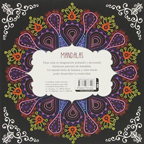 pdf gratis de Mandalas. Patrones para colorear - becklespinax\'s blog