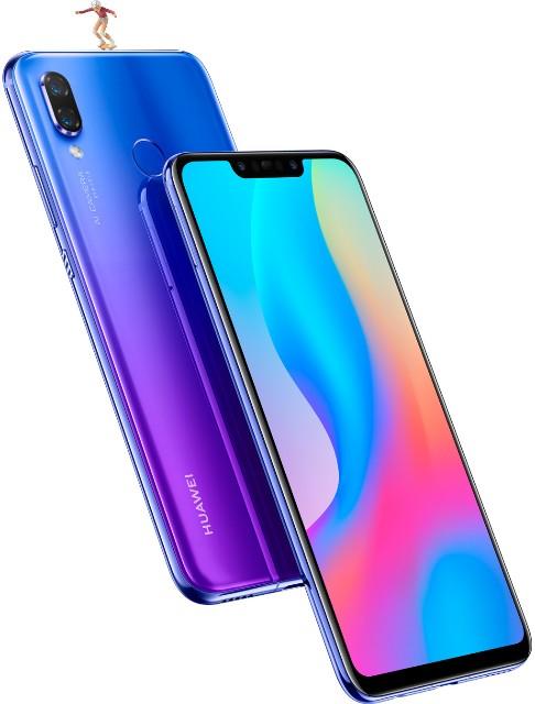 Huaweiの新スマートフォン Nova 3 の通知led は ブログ 果報は寝て待て