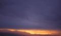 夕日と雲海♪