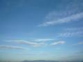 早朝の青空♪