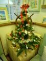 まちだ献血ルームcomfy♪ ◇ミニクリスマスツリー◇