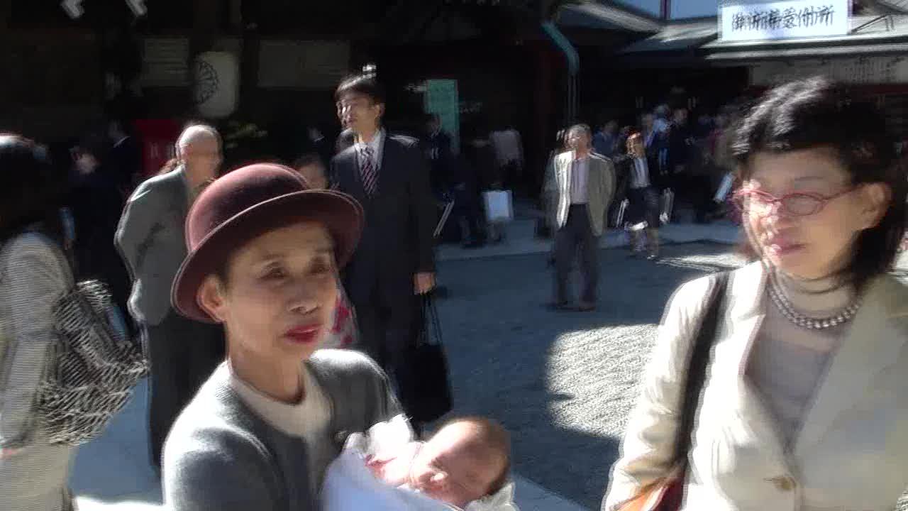 [20101103][九龍動画][お宮参り]