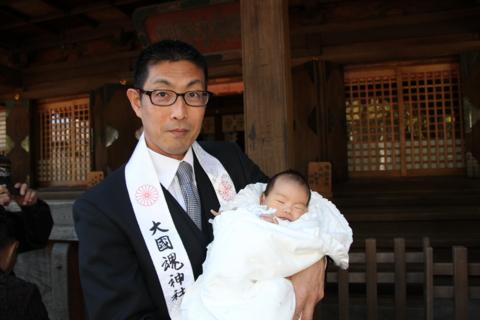20101103 九龍お宮参り
