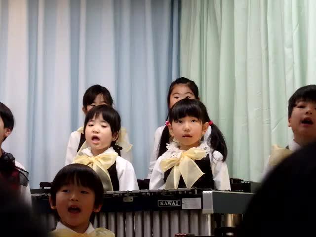 [20170121][貫井保育園発表会]