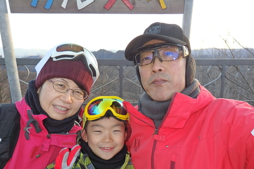 [20181227][軽井沢スキー]