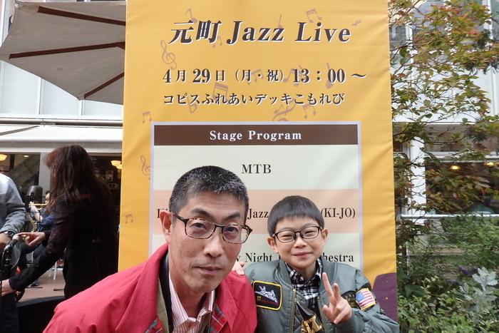 [20190429][STORM][in][吉祥寺音楽祭][元町][Jazz][Live]