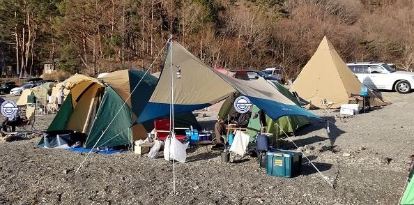 洪庵キャンプ場
