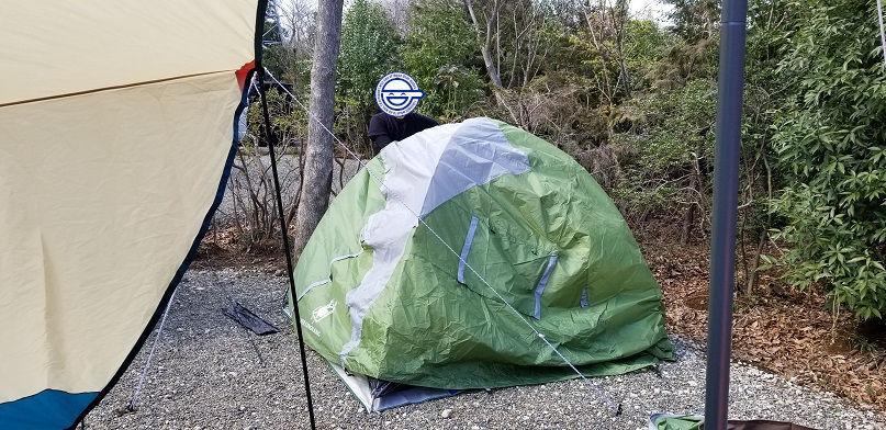 HUI LINGYANG ツーリングドームテント